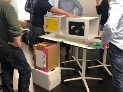 Rescue Games - das Teamerlebnis für mehr Transparenz und Kollaborationsfreude