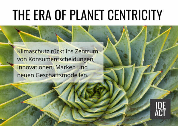 Planet Centricity