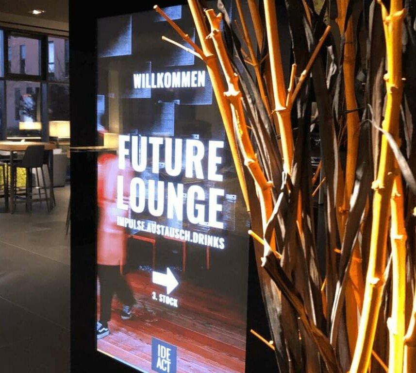IDEACT Future Lounge